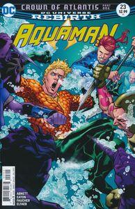 [Aquaman #23 (Product Image)]