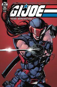 [GI Joe: A Real American Hero: Yearbook (Cover A Zama) (Product Image)]