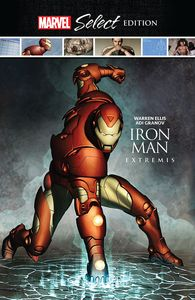 [Iron Man: Extremis: Marvel Select (Hardcover) (Product Image)]