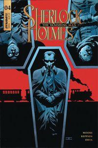 [Sherlock Holmes: Vanishing Man #4 (Cover A Cassaday) (Product Image)]