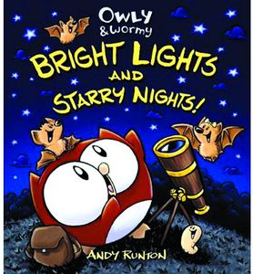 [Owly & Wormy: Bright Lights & Starry Nights (Product Image)]