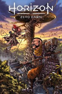 [Horizon Zero Dawn: Liberation #2 (Cover C Tolibao) (Product Image)]