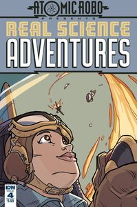 [Real Science Adventures: Flying She-Devils #4 (Cover A) (Product Image)]
