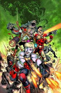 [Suicide Squad: Bad Blood (Hardcover) (Product Image)]