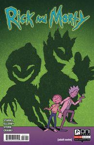 [Rick & Morty #52 (Cover B Ganucheau) (Product Image)]