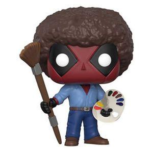 [Deadpool: Pop! Vinyl Figure: Playtime Bob Ross (Product Image)]