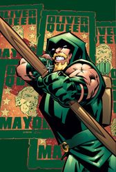 [Green Arrow: Crawling From The Wreckage (Product Image)]