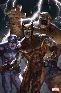 [Original Marvel Zombies: Marvel Tales #1 (Inhyuk Lee Virgin Variant) (Product Image)]