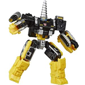 [Transformers: Generations Selects Deluxe Action Figure: War For Cybertron: Powerdasher Zetar (Product Image)]