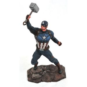 [Avengers: Endgame: Marvel Gallery Statue: Captain America (Product Image)]