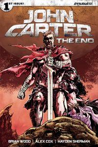 [John Carter: The End #1 (Cover D Hardman) (Product Image)]