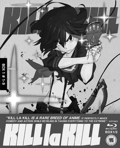 [Kill La Kill: Collector's Edition (Part 1 of 3) (Blu-Ray) (Product Image)]