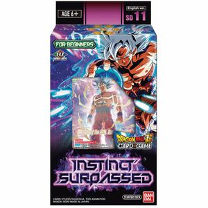[Dragon Ball Super: Starter Deck: Instinct Surpassed (Product Image)]
