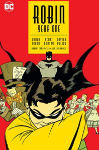[Robin: Year One (New Edition) (Product Image)]