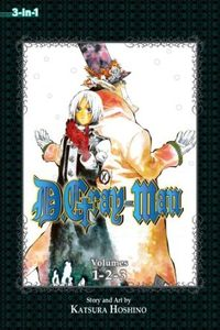 [D.Gray Man: 3-In-1 Edition: Volume 1 (Product Image)]