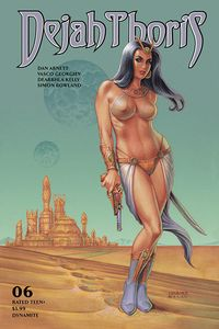 [Dejah Thoris: 2019 #6 (Cover C Linsner) (Product Image)]