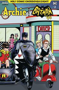 [Archie Meets Batman 66 #2 (Cover A Allred) (Product Image)]