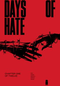 [Days Of Hate #1 (2nd Printing) (Product Image)]