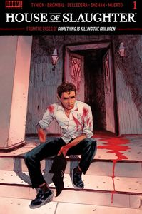 [House Of Slaughter #1 (Cover B Dell Edera) (Product Image)]