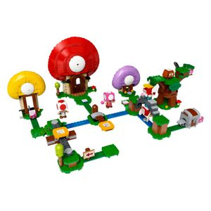 [LEGO: Super Mario: Expansion Set: Toad's Treasure Hunt (Product Image)]