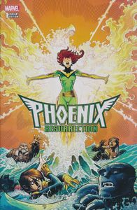 [Phoenix Resurrection Return Jean Grey #1 (Arthur Adams) (Product Image)]