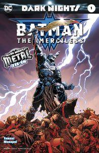 [Batman: The Merciless #1 (Metal) (Product Image)]