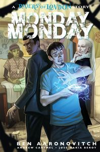 [Monday Monday: Rivers Of London #3 (Cover C Ianniciello) (Product Image)]