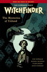 [Witchfinder: Volume 3: Mysteries Of Unland (Product Image)]