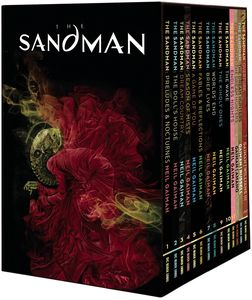 [Sandman: Expanded Edition (Box Set) (Product Image)]