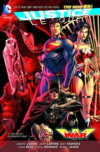 [Justice League: Trinity War (Product Image)]