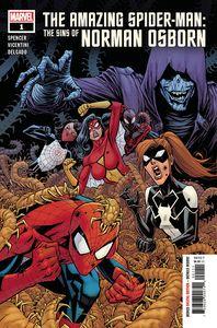[Amazing Spider-Man: Sins Of Norman Osborn #1 (Product Image)]