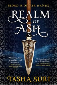 [The Books of Ambha: Book 2: Realm Of Ash (Signed Edition) (Product Image)]