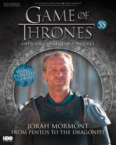 [Game Of Thrones: Model Collection: #55: Jorah Mormont (Product Image)]