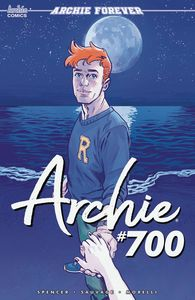 [Archie #700 (Cover J - Walsh) (Product Image)]