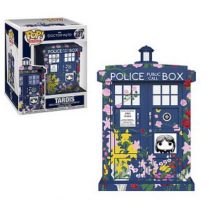 [Doctor Who: 6-Inch Pop! Vinyl Figure: Claras Memorial TARDIS (Product Image)]