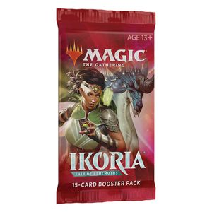 [Magic The Gathering: Booster Pack: Ikoria Lair Of Behemoths (Product Image)]