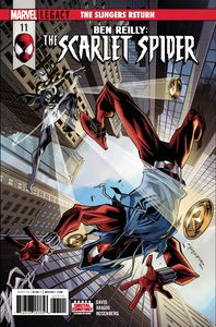 [Ben Reilly: Scarlet Spider #11 (Legacy) (Product Image)]