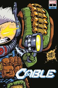 [Cable #1 (Young Variant DX) (Product Image)]