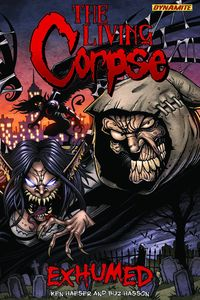 [The Living Corpse: Exhumed: Volume 1 (Product Image)]