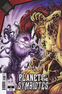 [King In Black: Planet Of Symbiotes #1 (Nauck Variant) (Product Image)]