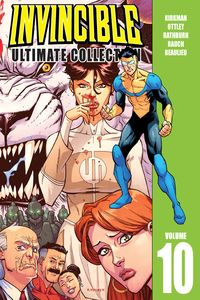 [Invincible: Volume 10: Ultimate Collection (Hardcover) (Product Image)]