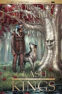[Game Of Thrones: Clash Of Kings #9 (Cover A Miller) (Product Image)]