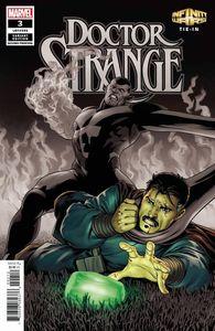 [Doctor Strange #3 (2nd Printing - Saiz Variant) (Product Image)]