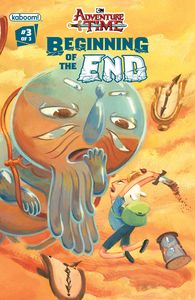 [Adventure Time: Beginning The Of End #3 (Product Image)]