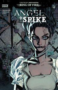 [Angel & Spike #15 (Cover B Melkinov Variant) (Product Image)]