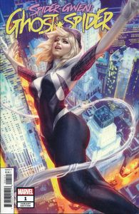 [Spider-Gwen: Aka Ghost Spider #1 (Artgerm Variant) (Product Image)]