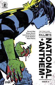 [True Lives Of The Fabulous Killjoys: National Anthem #4 (Cover A Romero) (Product Image)]