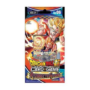 [Dragon Ball Super: Card Game: Starter Deck: Resurrected Fusion (Product Image)]