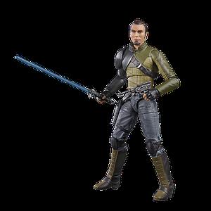 [Star Wars: Black Series: Rebels: Kanan Jarrus (Product Image)]