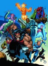 [X-Men: Age Of Apocalypse: The Complete Epic: Volume 2 (Product Image)]